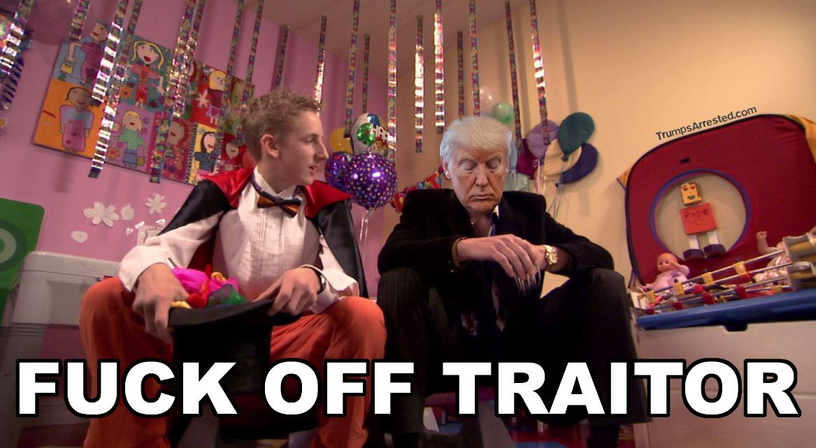 Trump\'s Arrested Development